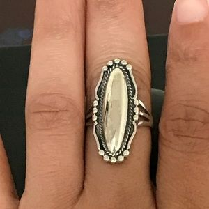 Jewelry - Sterling Silver Braided Victorian Ring